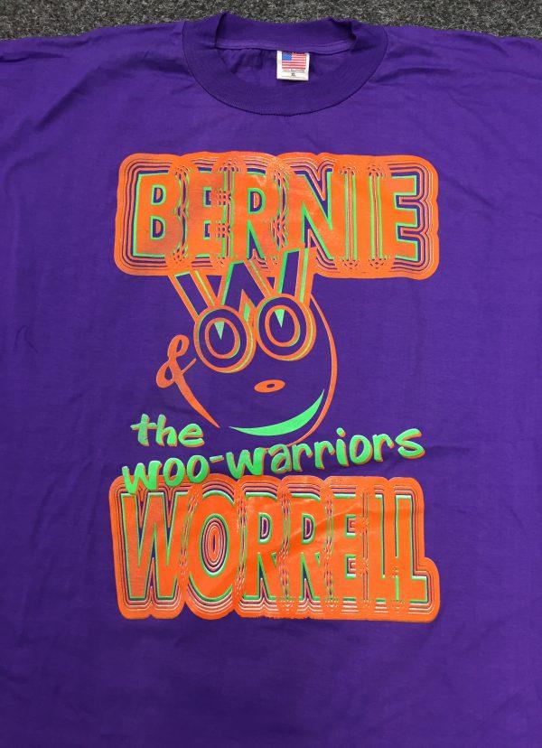 Bernie Worrell Tour Shirt XL