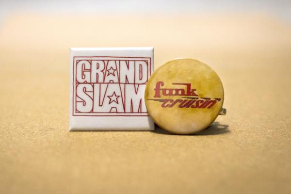Grand Slam Buttons