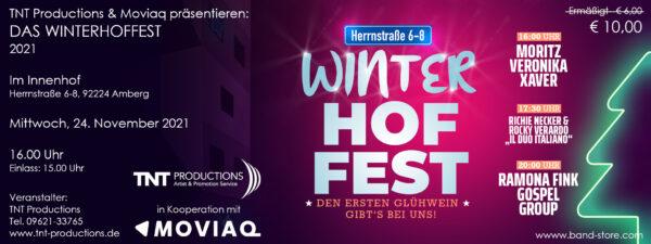 Winterhoffest Ticket Normalpreis